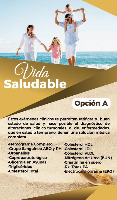 Artes Chequeos médicos HCR-04