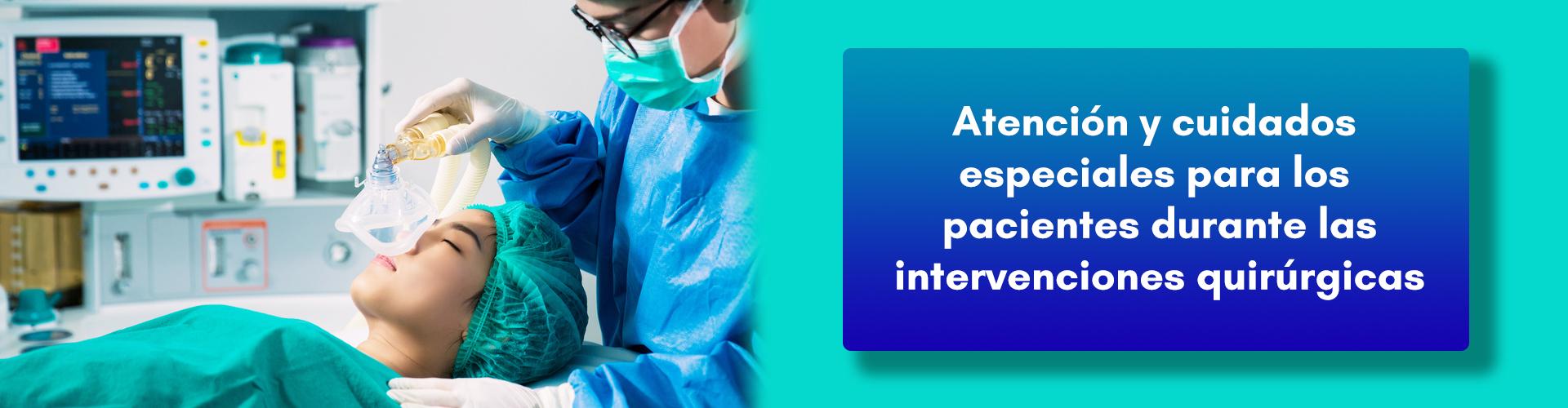 Banner Anestesiologia