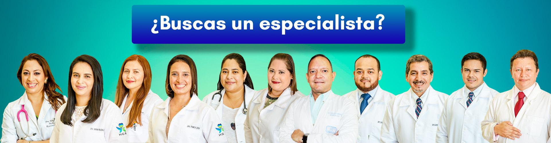 Banner Especialista